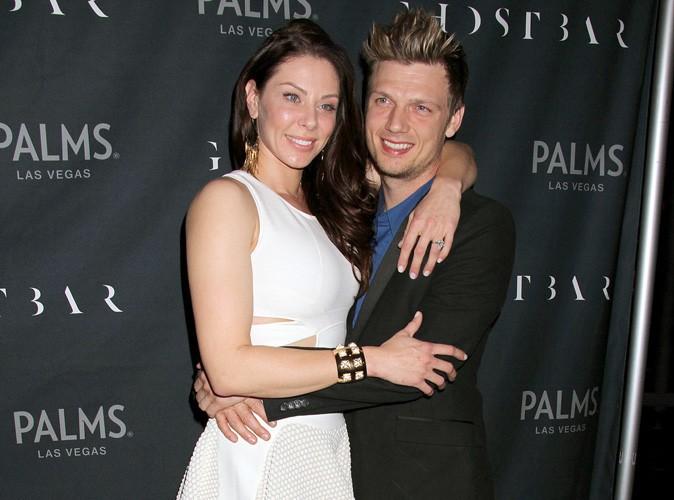 Nick Carter : les photos de son mariage avec Lauren Kitt enfin dévoilées !