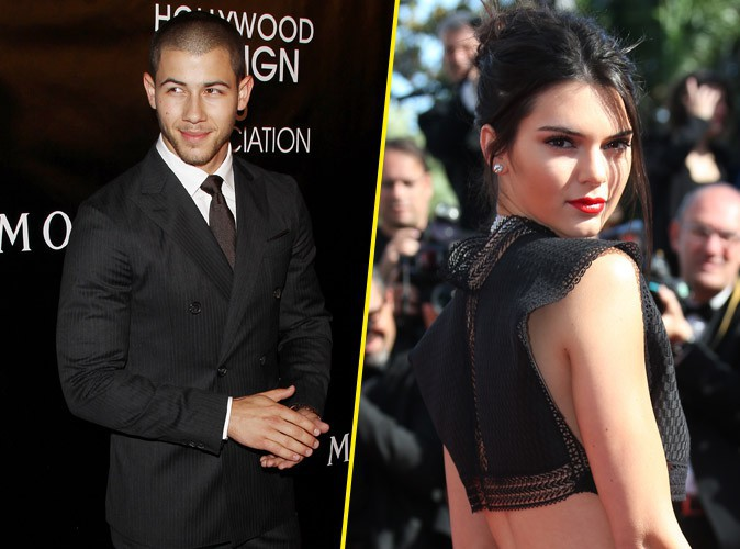 "Nick Jonas : ""Je ne sors pas avec Kendall Jenner"" !"