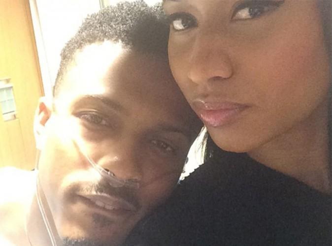 Nicki Minaj : August Alsina toujours hospitalisé, la rappeuse lui rend visite !
