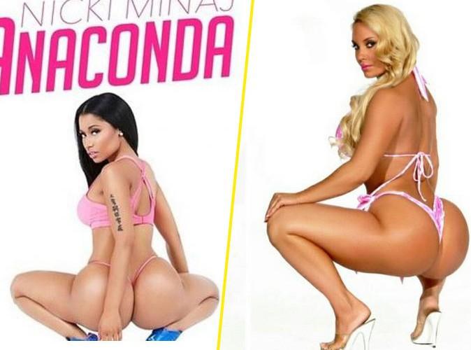 Nicki Minaj : Coco Austin, sa source d'inspiration pour la pochette d'Anaconda ?