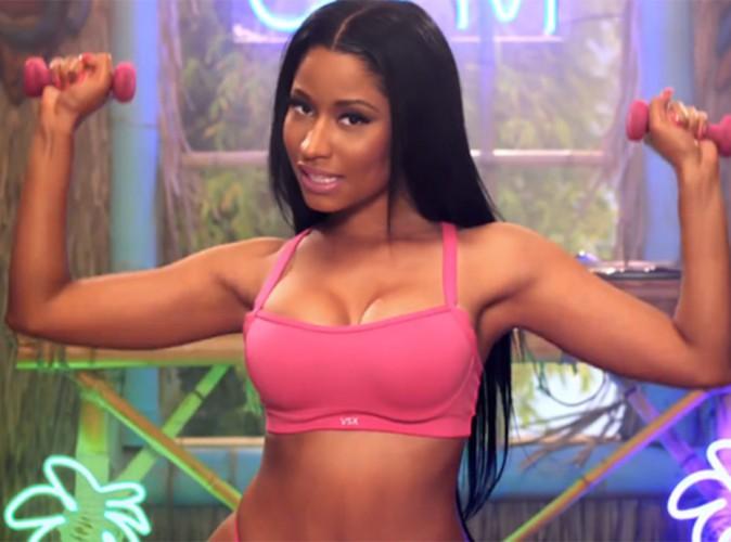 Nicki Minaj : découvrez enfin le clip ultra hot d'Anaconda !