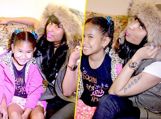 Nicki Minaj : découvrez sa soeur Ming !