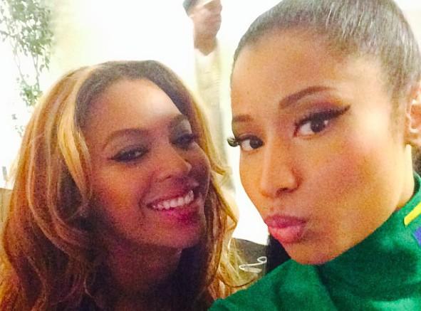 """Nicki Minaj : elle remet le couvert avec Beyoncé pour """"Feeling Myself"""" !"""