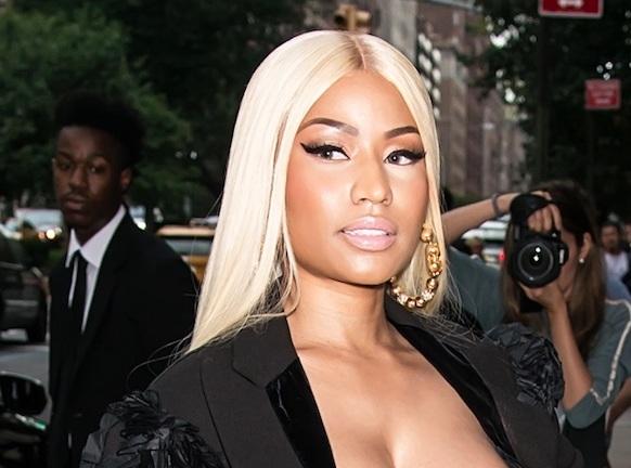 Nicki Minaj : Elle soutient