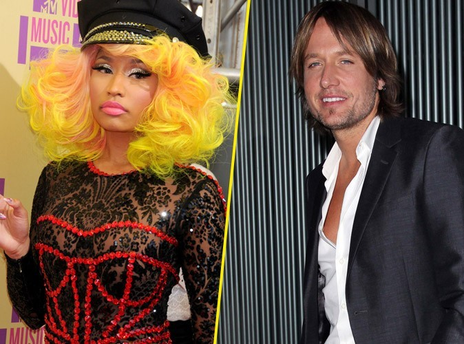 Nicki Minaj et Keith Urban : officiellement jurés d'American Idol !
