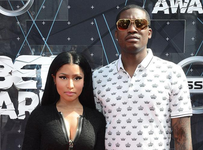 Nicki Minaj fait une déclaration d'amour à Meek Mill en plein concert !