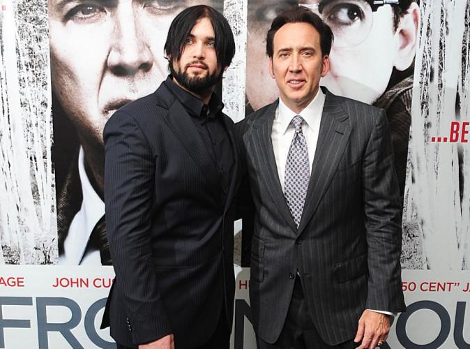 Nicolas Cage : l'acteur américain grand-père pour la première fois !