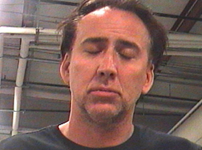 Nicolas Cage : saoul, arrêté pour violence conjugale !