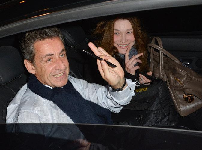 Nicolas Sarkozy: Carla Bruni reste la première dame de son coeur