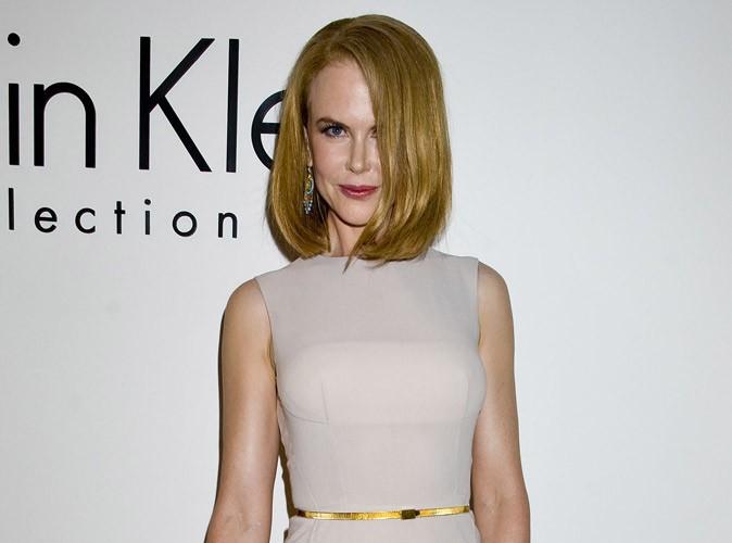 """Nicole Kidman revient sur sa chute : """"'J'ai eu peur !"""""""