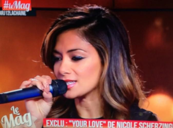 Nicole Scherzinger confie :