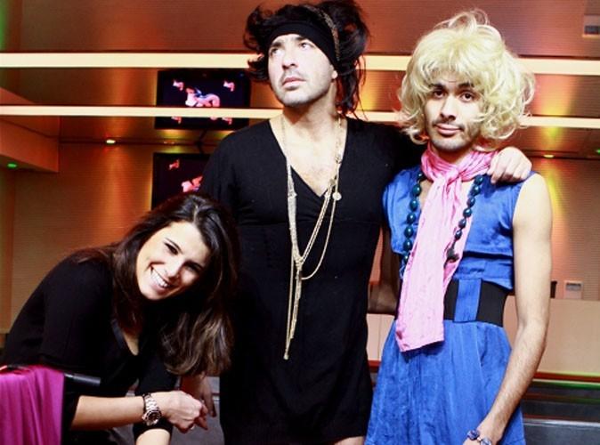 Nikos et Mustapha : sexy en femmes ?