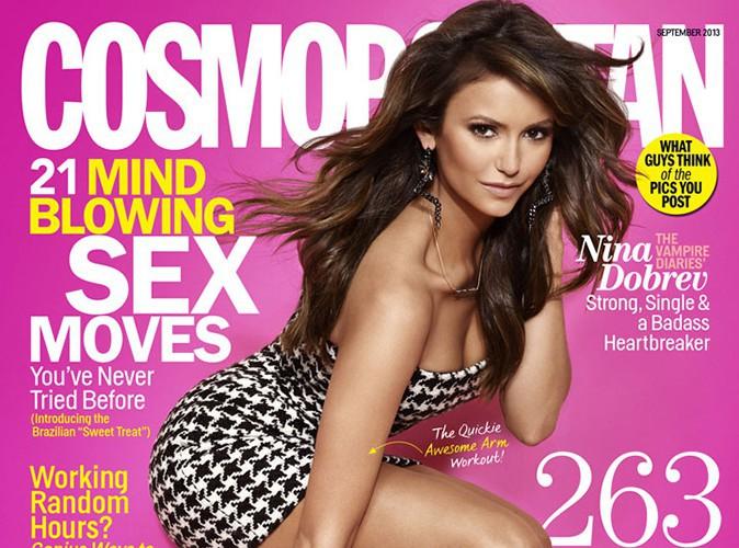 Nina Dobrev : super sexy en couverture, elle dévoile le portrait de son homme idéal !