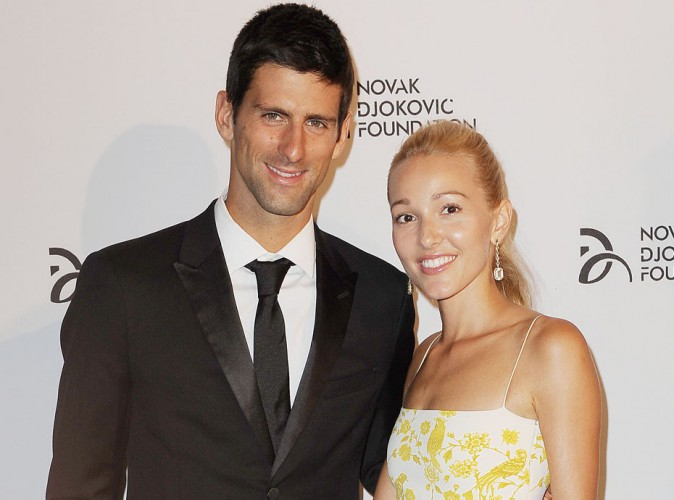 novak djokovic mariage de r ve imminent au montenegro. Black Bedroom Furniture Sets. Home Design Ideas