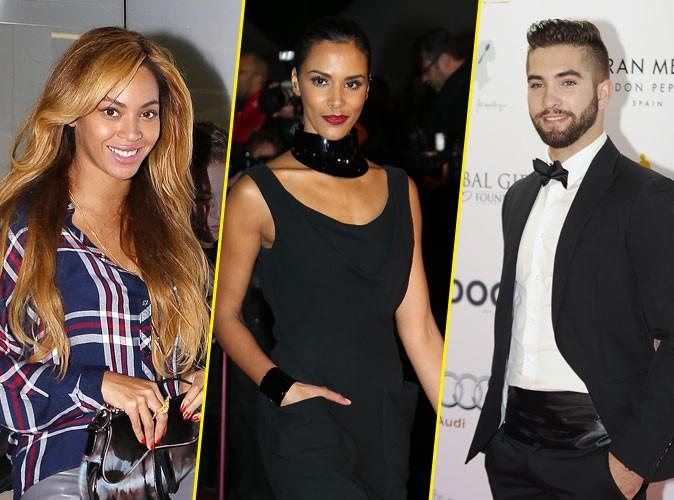 NRJ Music Awards 2014 : Beyoncé, Shy'm, Kendji Girac : la liste des nommés dévoilée !