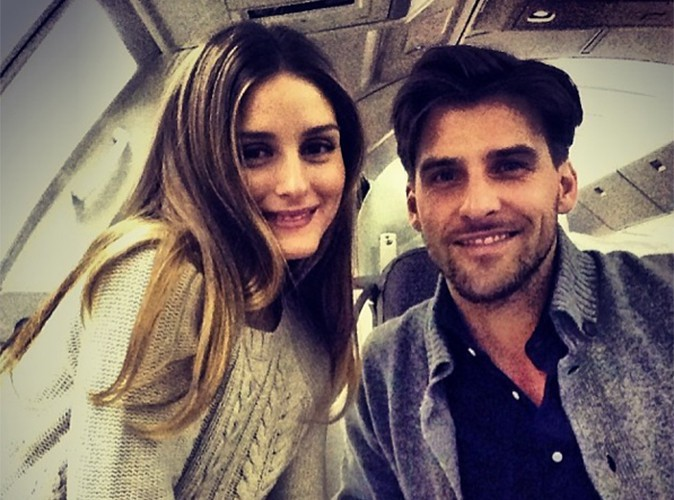 Olivia Palermo : fiancée à son mannequin de boyfriend Johannes Huebl !
