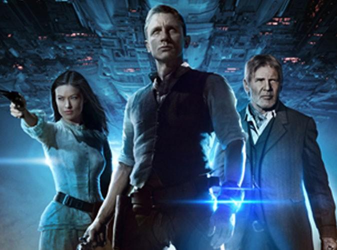 Olivia Wilde, Daniel Craig et Harrison Ford : les cowboys affrontent les aliens sur une nouvelle affiche !