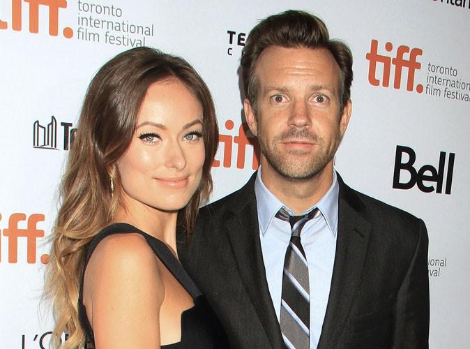 Olivia Wilde et Jason Sudeikis : l'heureux couple attend son premier enfant !