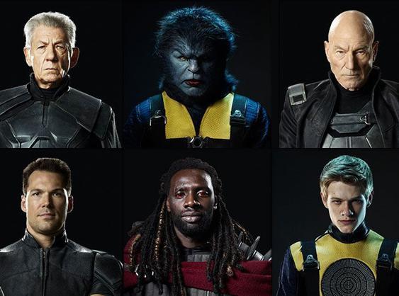Omar Sy : dreadlocks et regard sanguinolent sur le premier visuel du tout nouveau X-Men !