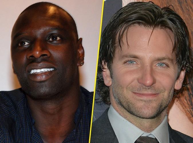 Omar Sy : il décroche son premier rôle à Hollywood au côté de Bradley Cooper !