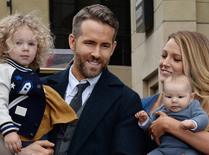 On connaît enfin le prénom du bébé de Blake Lively et Ryan Reynolds !