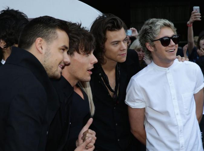 One Direction : à peine rentrés de leur tournée, ils retournent en studio !