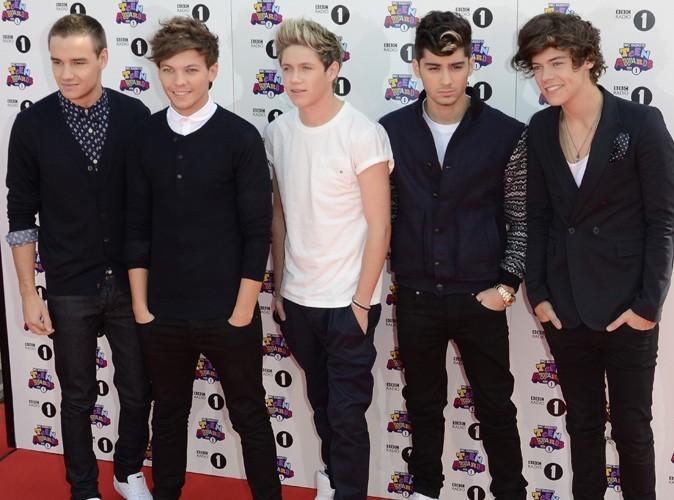 One Direction : avant même la cérémonie des MTV EMA, ils ont déjà remporté un prix !