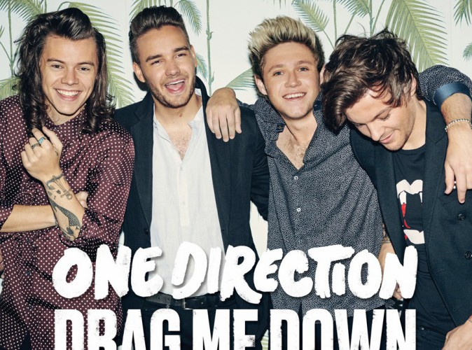 "One Direction : le groupe dégaine par surprise ""Drag Me Down"", le premier single sans Zayn Malik !"