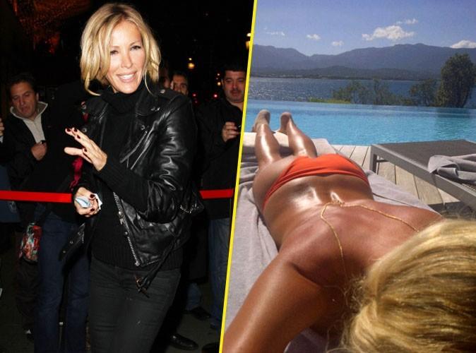 Ophélie Winter nous nargue en bikini !