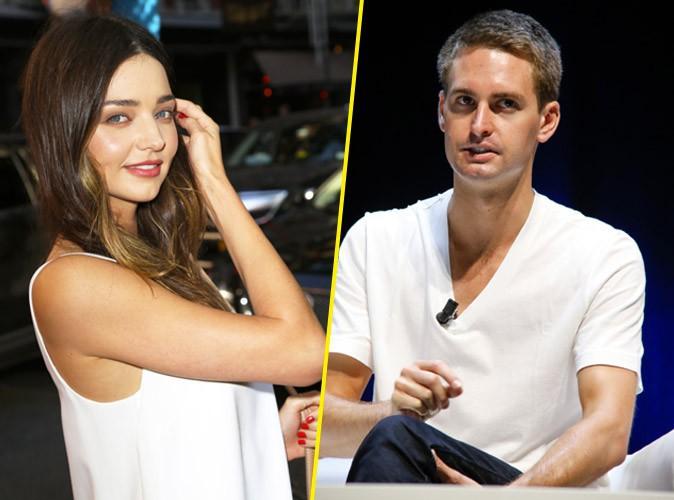 Orlando Bloom recasé, Miranda Kerr drague le richissime fondateur de Snapchat !