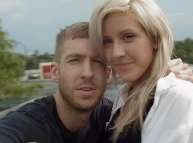 Outside : Calvin Harris refait appel à Ellie Goulding pour son nouveau tube !