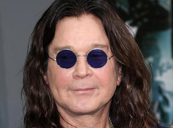 """Ozzy Osbourne : """"Je suis sobre depuis 44 jours et Sharon et moi ne divorçons pas"""" !"""
