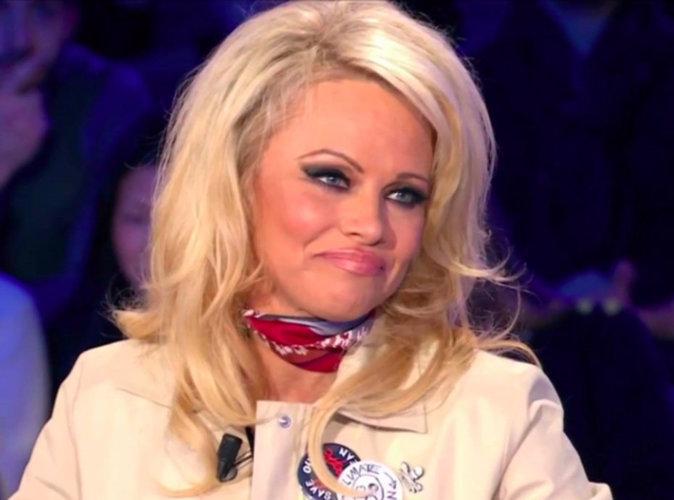 Pamela Anderson: vexée, elle passe un coup de gueule dans ONPC!