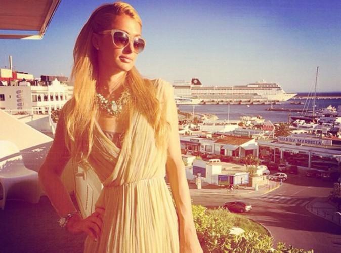 Paris Hilton : découvrez son Ice Bucket Challenge très jet-set à Ibiza !