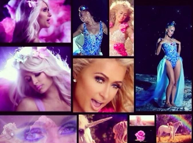 """Paris Hilton : Découvrez son tout nouveau clip """"Come Alive"""" !"""