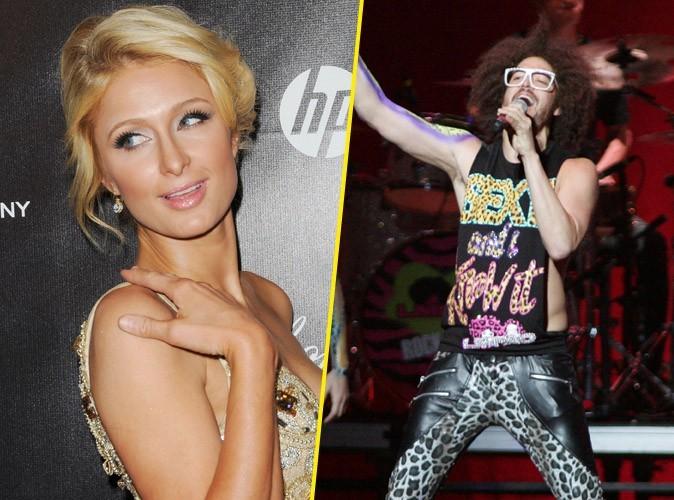 Paris Hilton : elle travaille avec LMFAO pour son prochain single !