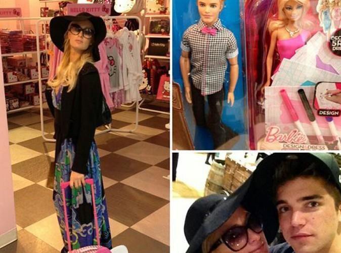 Paris Hilton : fan d'Hello Kitty à plus de 30 ans !