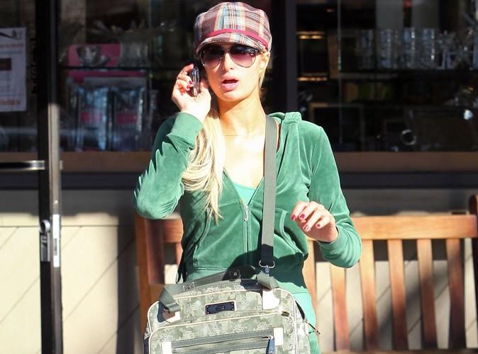 Paris Hilton parle comme une ancienne taularde ! Elle n'a peur de rien décidément…