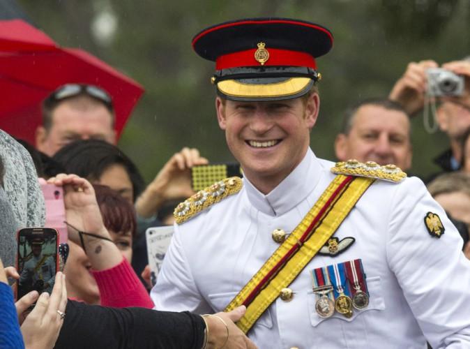 Le Prince Harry défend les roux !