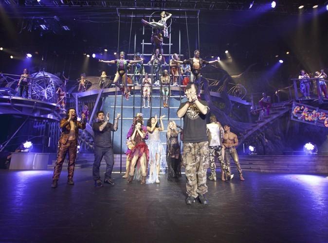 Pascal Obispo : Triomphe pour la première de sa comédie musicale Adam & Eve !
