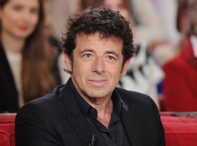 """Patrick Bruel laisse """"son ego au vestiaire"""" !"""