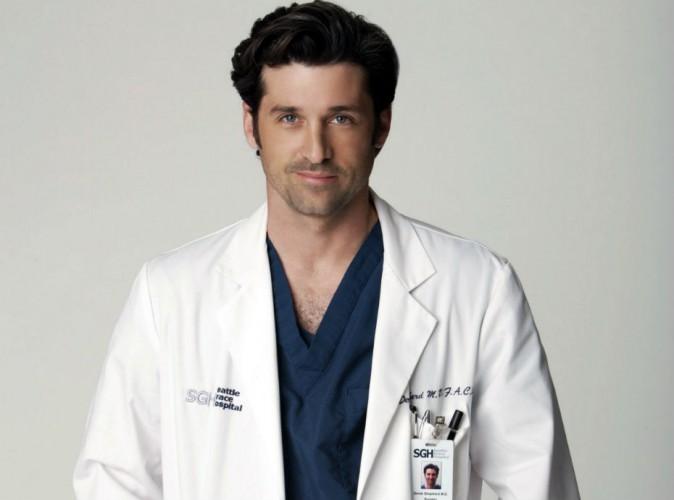 Patrick Dempsey une diva ? Dr Mamour pourrait être viré de Grey's Anatomy !