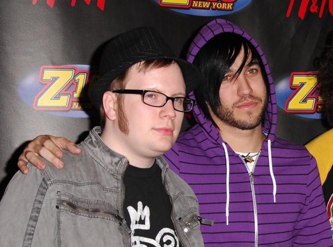 Patrick Stump : le chanteur de Fall Out Boy est marié !