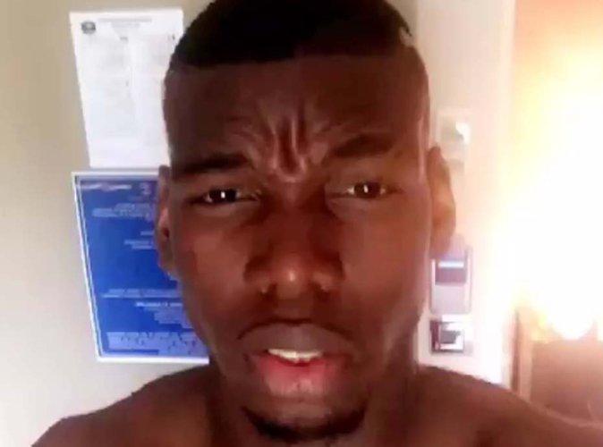 Paul Pogba : Une nouvelle coupe de cheveux patriote pour l'Euro !