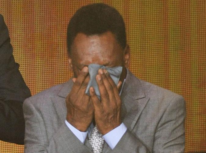 Pelé : la légende du foot en plein drame familial !