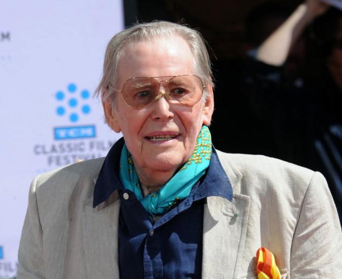 """Peter O'Toole : l'acteur de """"Lawrence d'Arabie"""" s'est éteint à 81 ans..."""