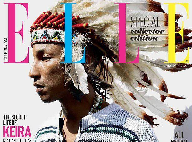 """Pharrell Williams : face au scandale, il réagit : """"Je respecte toutes les races, origines et cultures"""" !"""