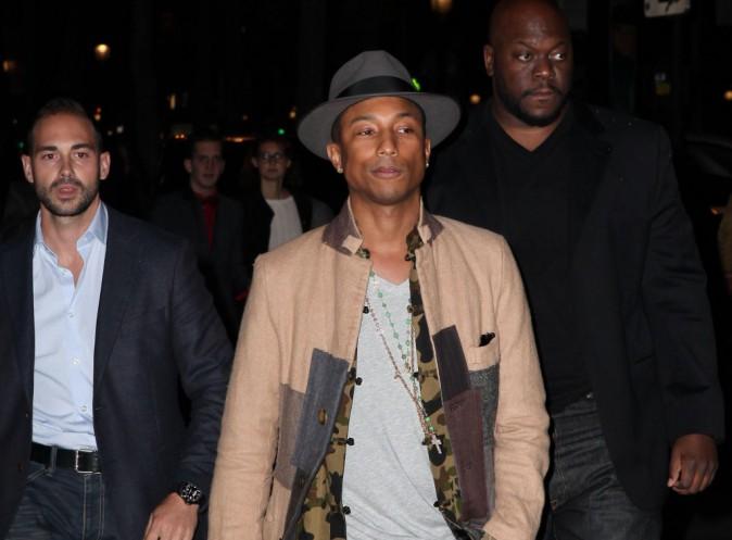 Pharrell Williams : il va avoir son étoile sur Hollywood Boulevard !