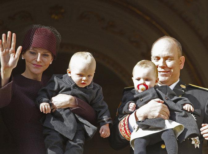 Photo : Charlène et Albert de Monaco avec leurs jumeaux pour leur Noël en famille !