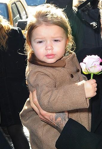 Il s'agit de Harper Beckham !